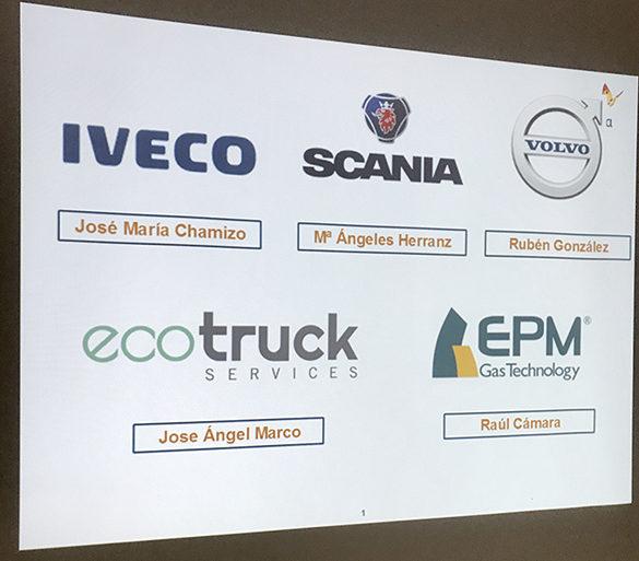Ecotruck participa en la jornada formativa BESTWay