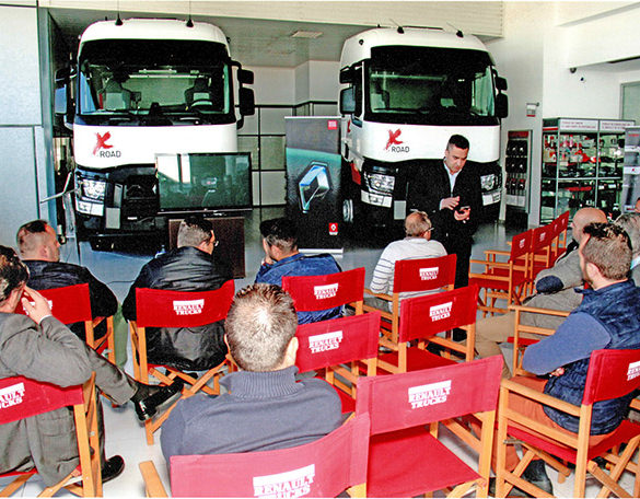 Ecotruck amplia su ámbito comercial en los concesionarios Renault R1 GAMA