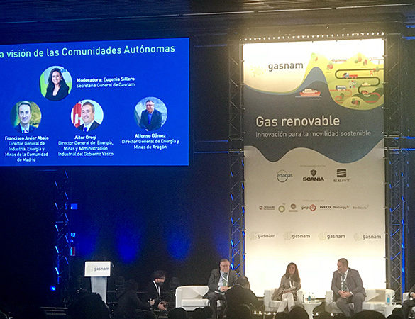 Ecotruck Services PRESENTE EN EL VII CONGRESO DE GASNAM