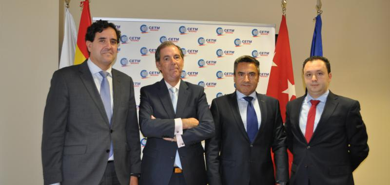 Acuerdo Ecotruck Services y CETM_transformación vehículos a gas