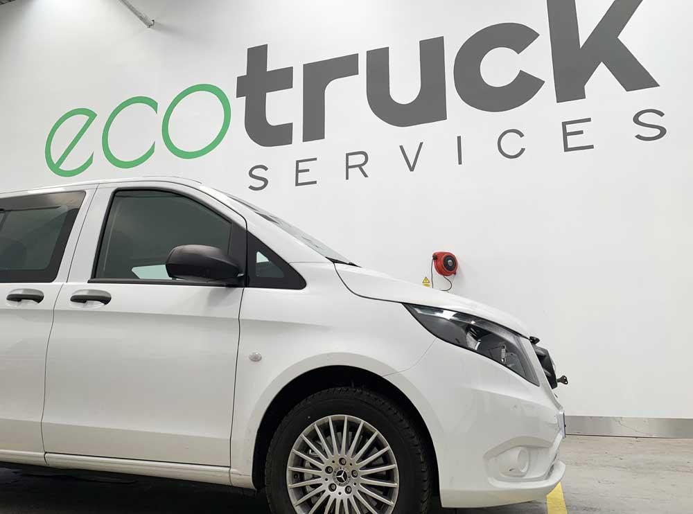 conversión de diesel a gas natural de todo tipo de vehículos