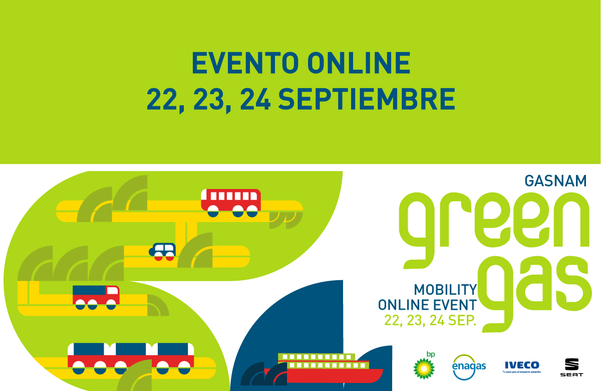 Green gas mobility 2020