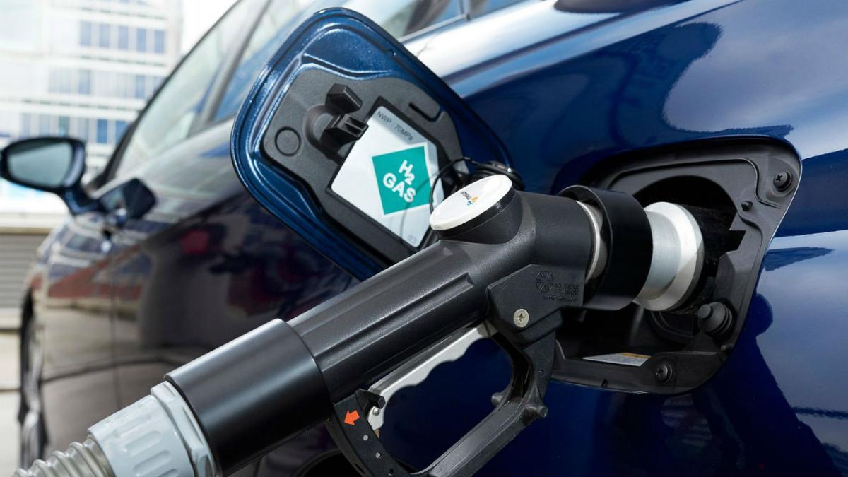 vehículos de hidrógeno-repostaje